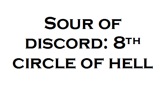Sour of Discord